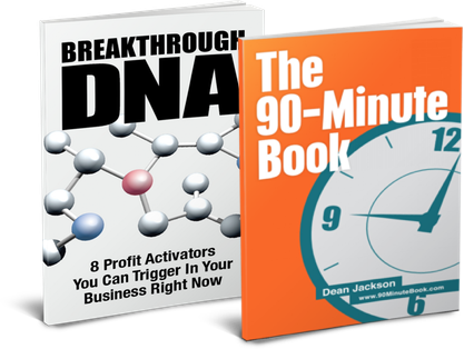 90-Minute Book & Breakthrough DNA Books