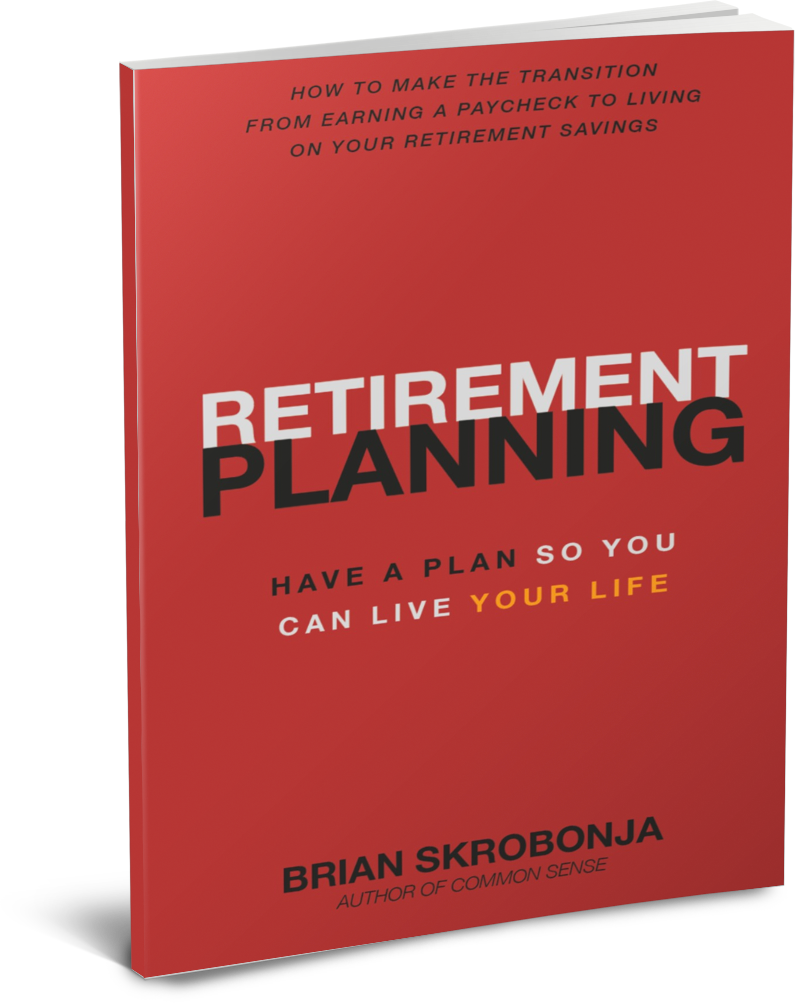 Retirement Planning by Brian Skrobonja