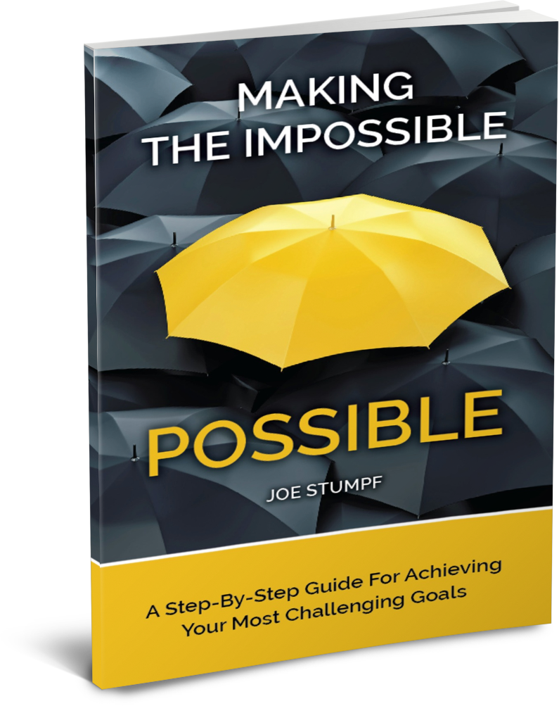 Making The Impossible Possible by Joe Stumpf