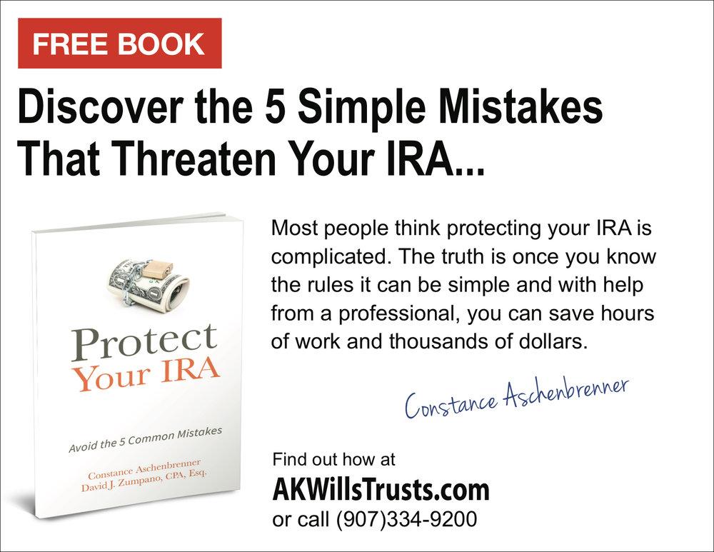 Protect Your IRA Postcard