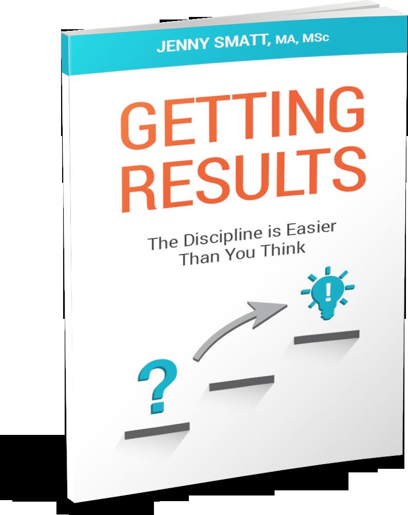 Getting Results by Jenny Smatt