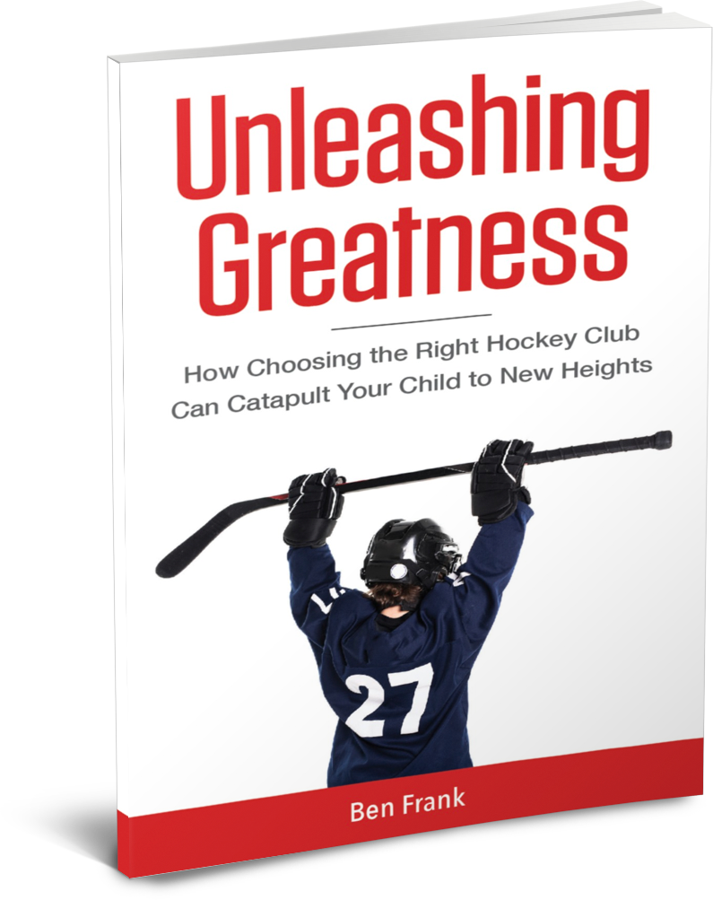 Unleashing Greatness by Ben Frank
