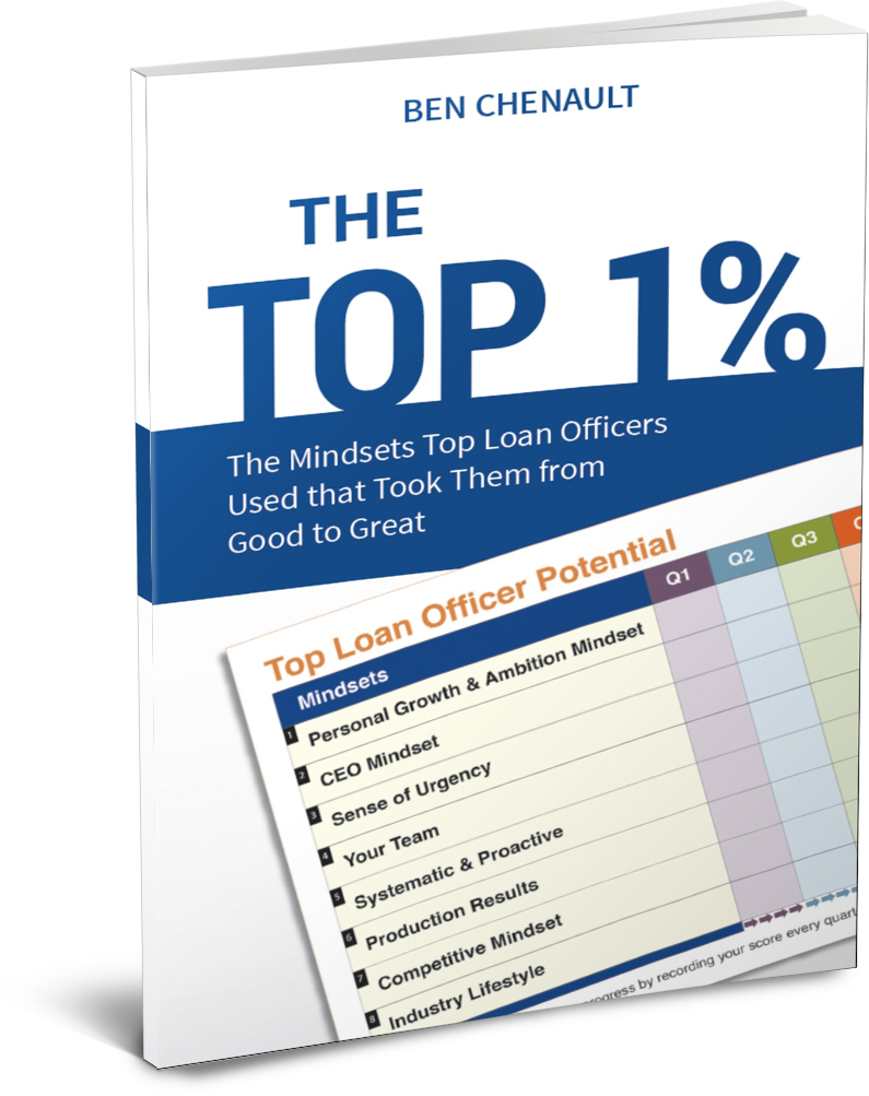 The Top 1% by Ben Chenault