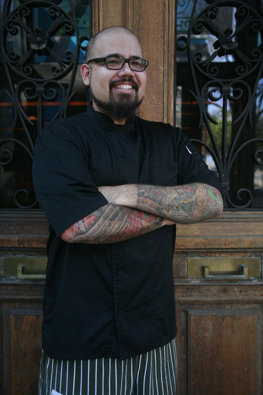 Gabriel Ibarra, Executive Chef