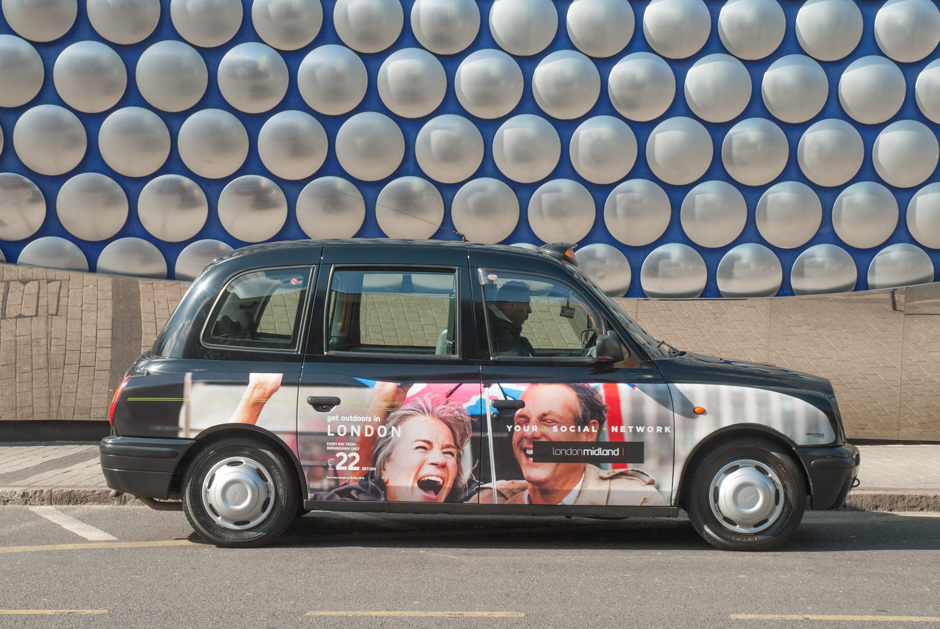 spring campaign taxi