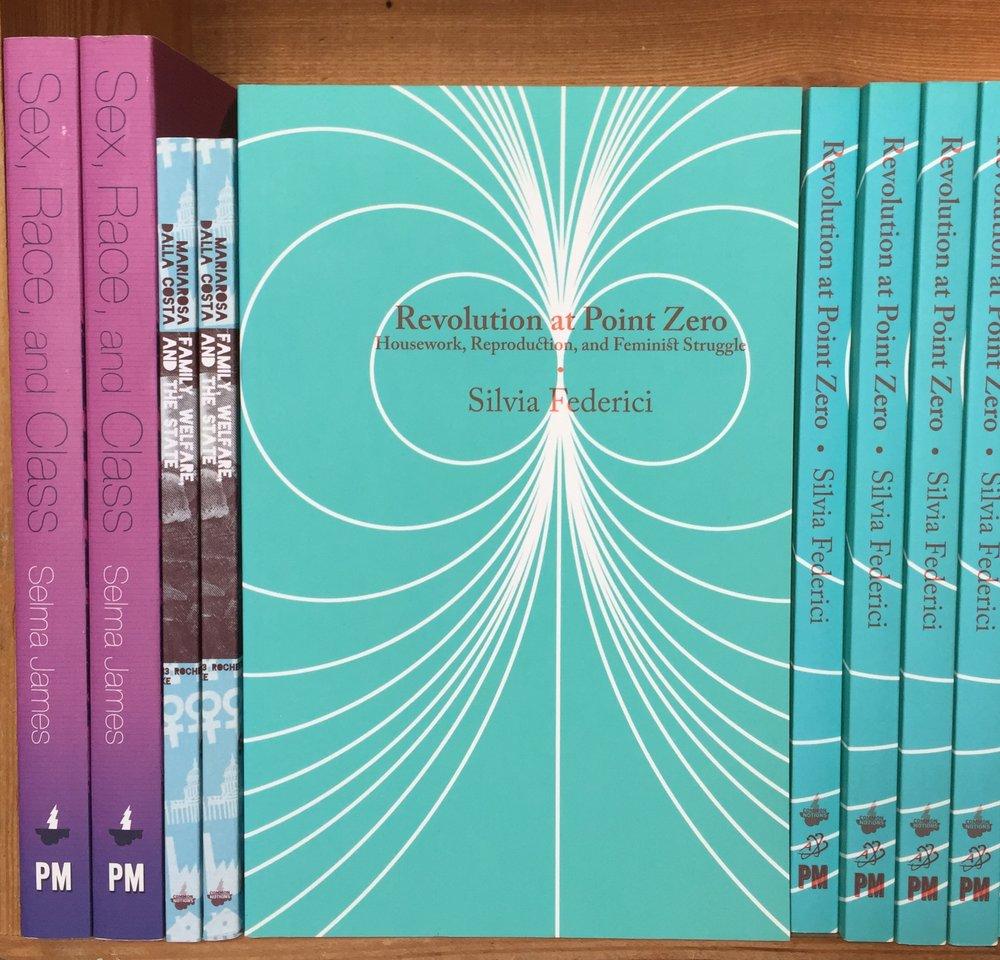Autonomist Feminist Publications