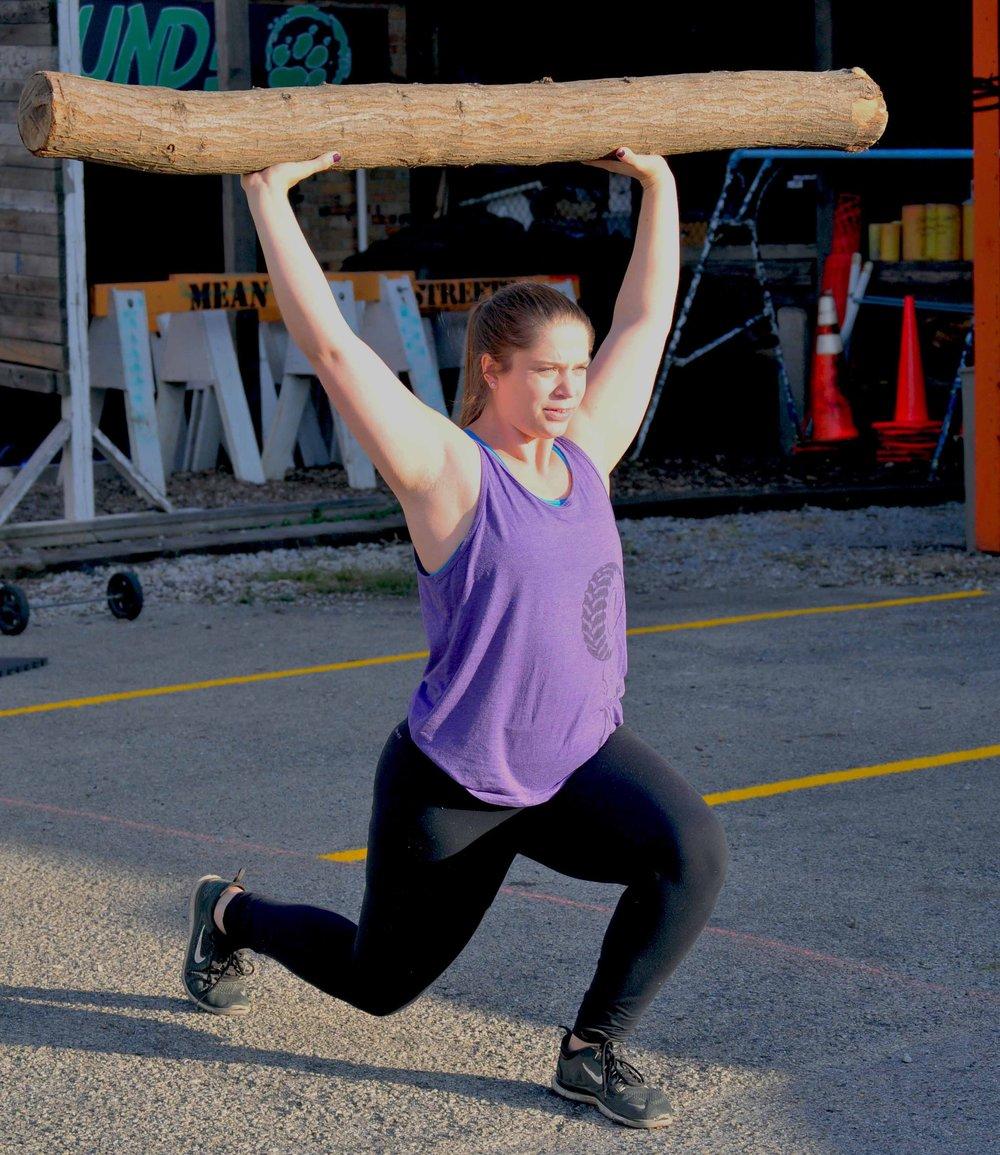 Anna lunge with log.jpg
