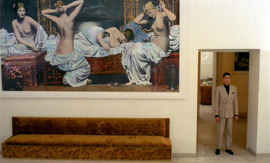 """Bernardo Bertolucci, """"il conformista"""", 1970."""