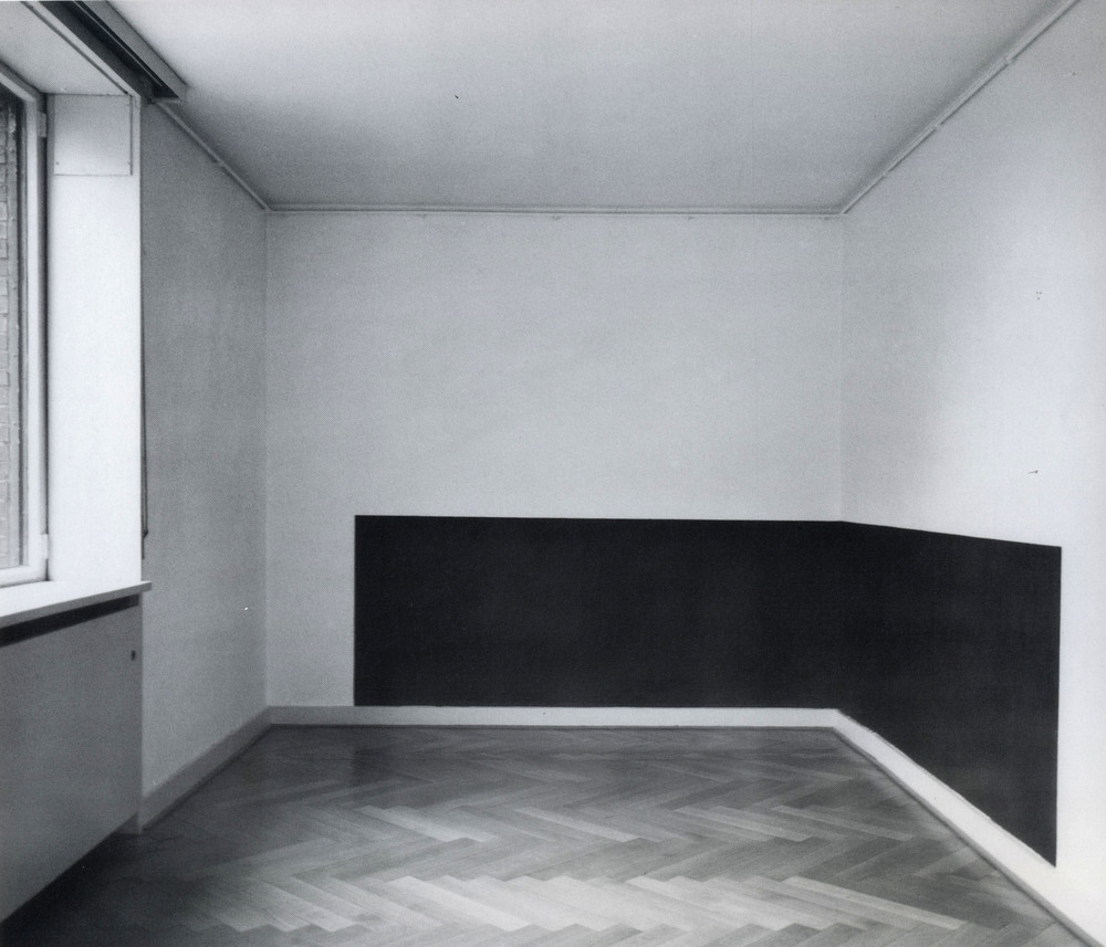 "Richard Serra, ""Space Place,"" 1985."