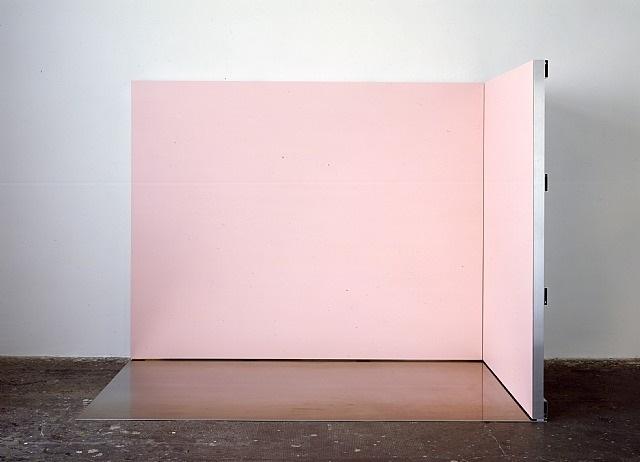 Ort - Rosa, Imi Knoebel, 2013.
