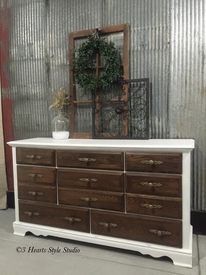 Rustic Dresser   Painted Furniture Collection Denver, Colorado
