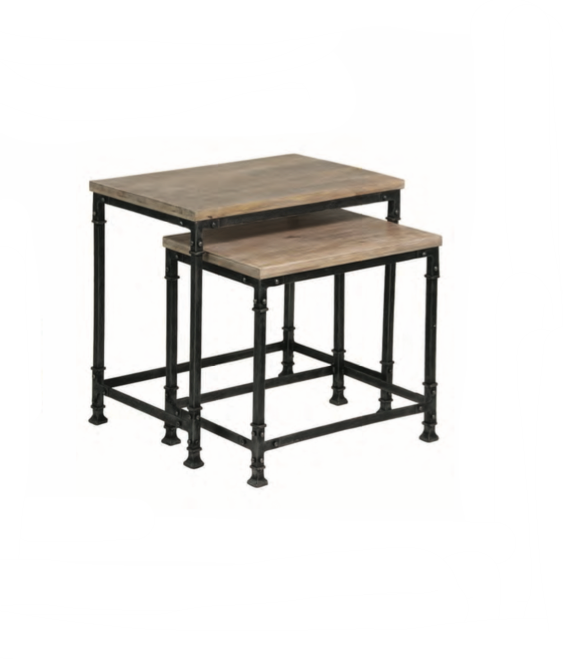 Furniture Denver, Colorado  Industrial Nesting Tables