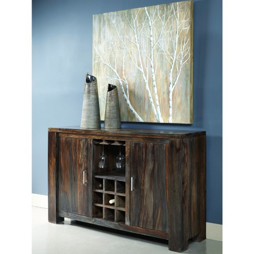 3 Hearts Style Furniture Collections Denver, Colorado- Reclaimed Wood Style  Dining Room Console