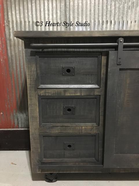 Rustic Industrial Furniture Denver Colorado