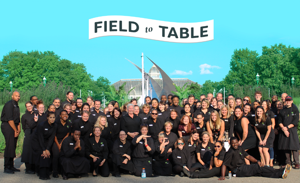 FEATURED EVENT:Field To Table - Click to hear about one of our team's favorite events and watch a video to see the beautiful setting!