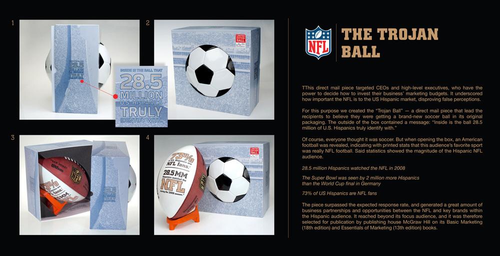 Advertising Agency:The Vidal Partnership, New York, USA