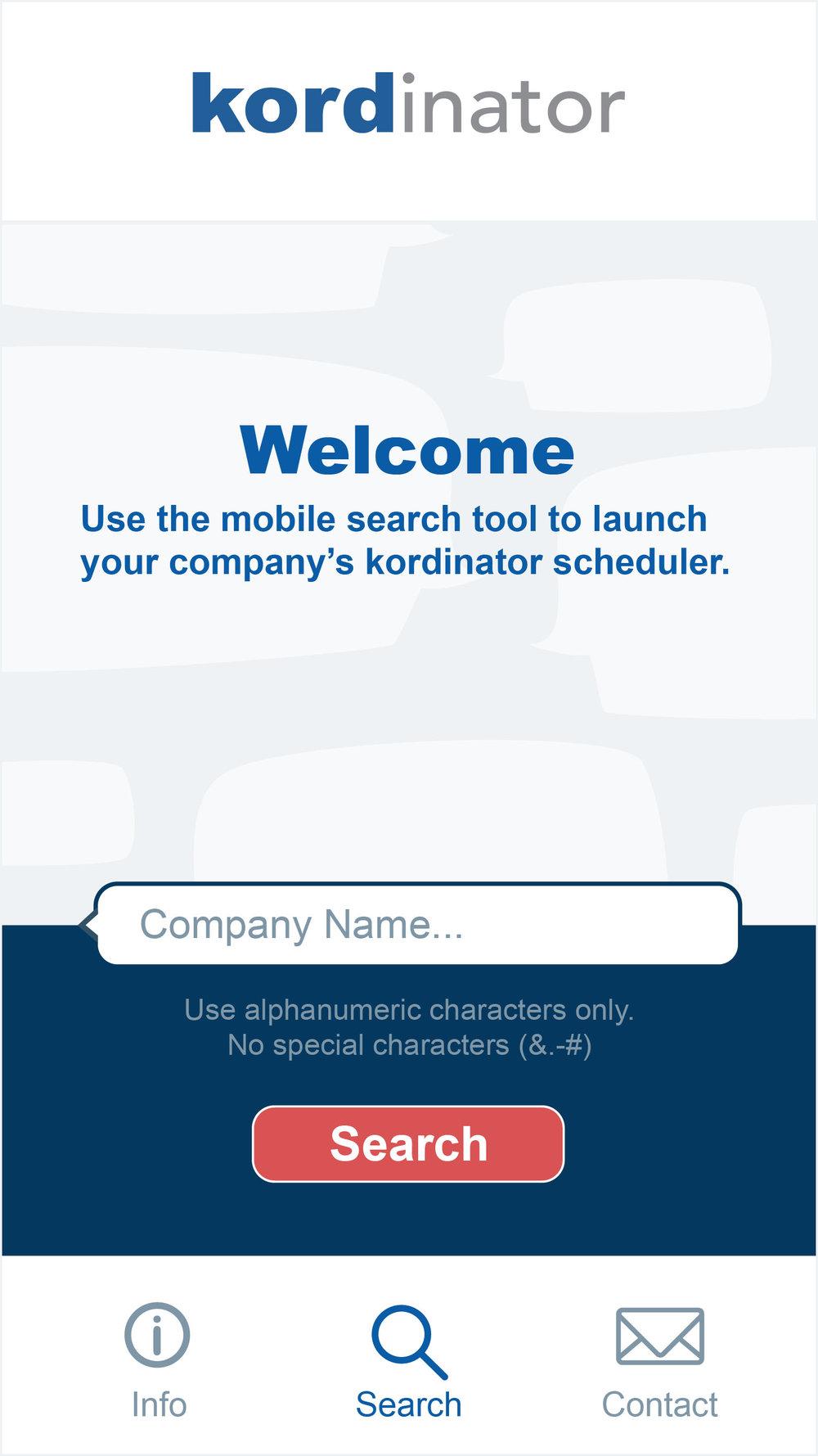 KordLauchAppFolio_Search & Welcome Screen.jpg