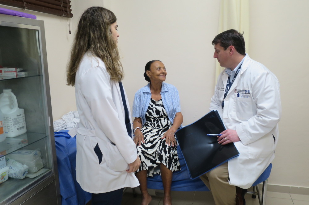 Pre-Operative Clinic with Dr. Sherman