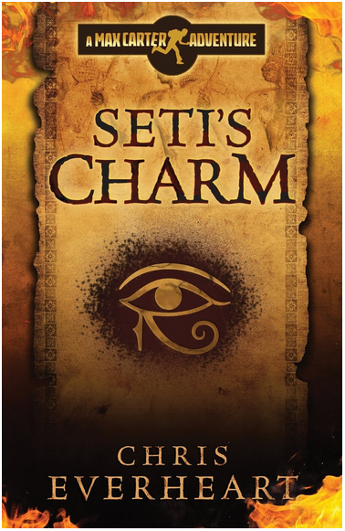 Get an autographed copy of Seti's Charm.