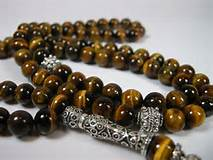 Dhikr beads are a symbol against                        Islamic Extremism