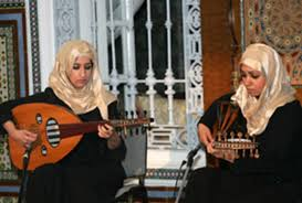 Traditional Oud Players