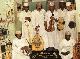 Traditional Musical Ensemble