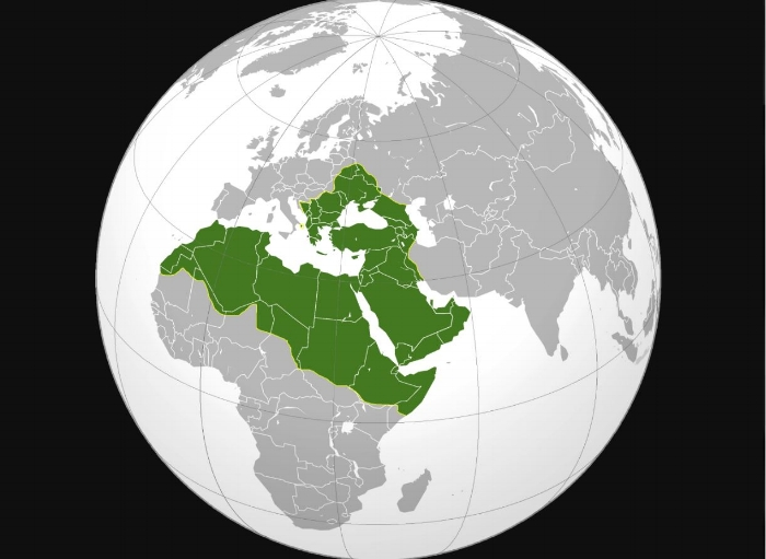 The reach of the Ottoman Empire: At its height the  empire   encompassed  most of southeastern Europe to the gates of  Vienna , including present-day  Hungary , the  Balkan  region,  Greece , and parts of  Ukraine ; portions of the Middle East now occupied by  Iraq ,  Syria ,  Israel , and  Egypt ;  North Africa  as far west as  Algeria ; and large parts of the  Arabian Peninsula . 600 yrs of rule ending 1922
