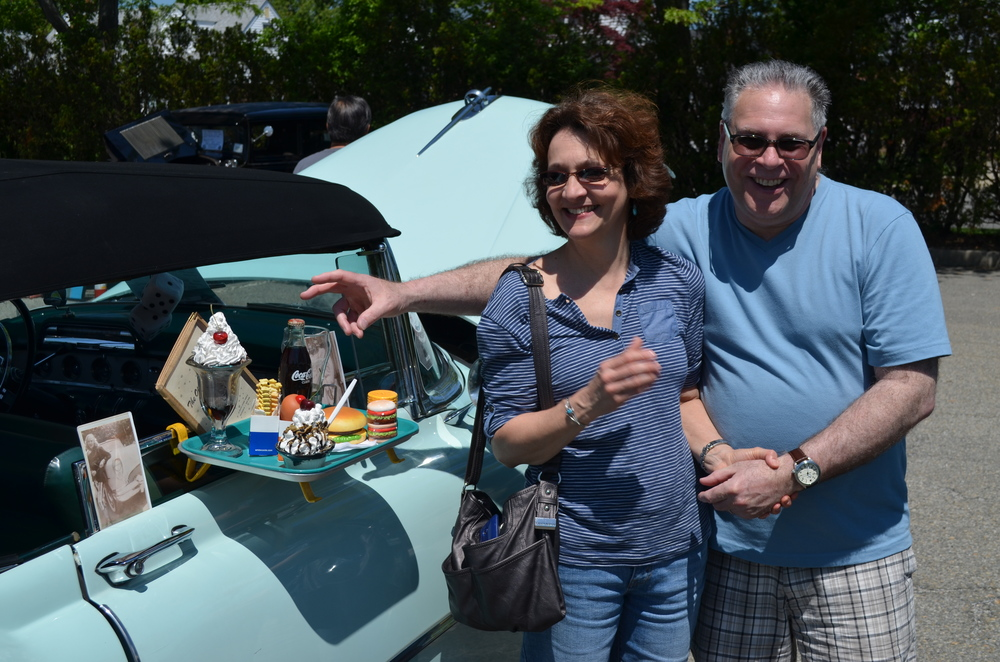 2014 Annual Car Show at Sun Buick, Wantagh