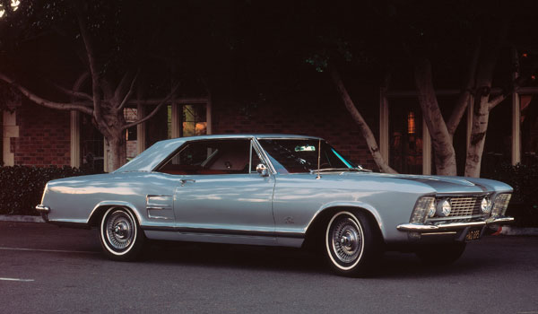 The Best:  1963-1965 Riviera