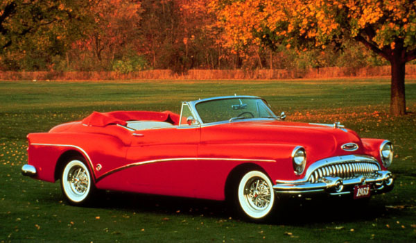 The Best:  1953 Roadmaster Skylark