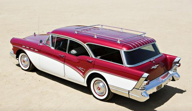 Caballero Estate Wagon 1957