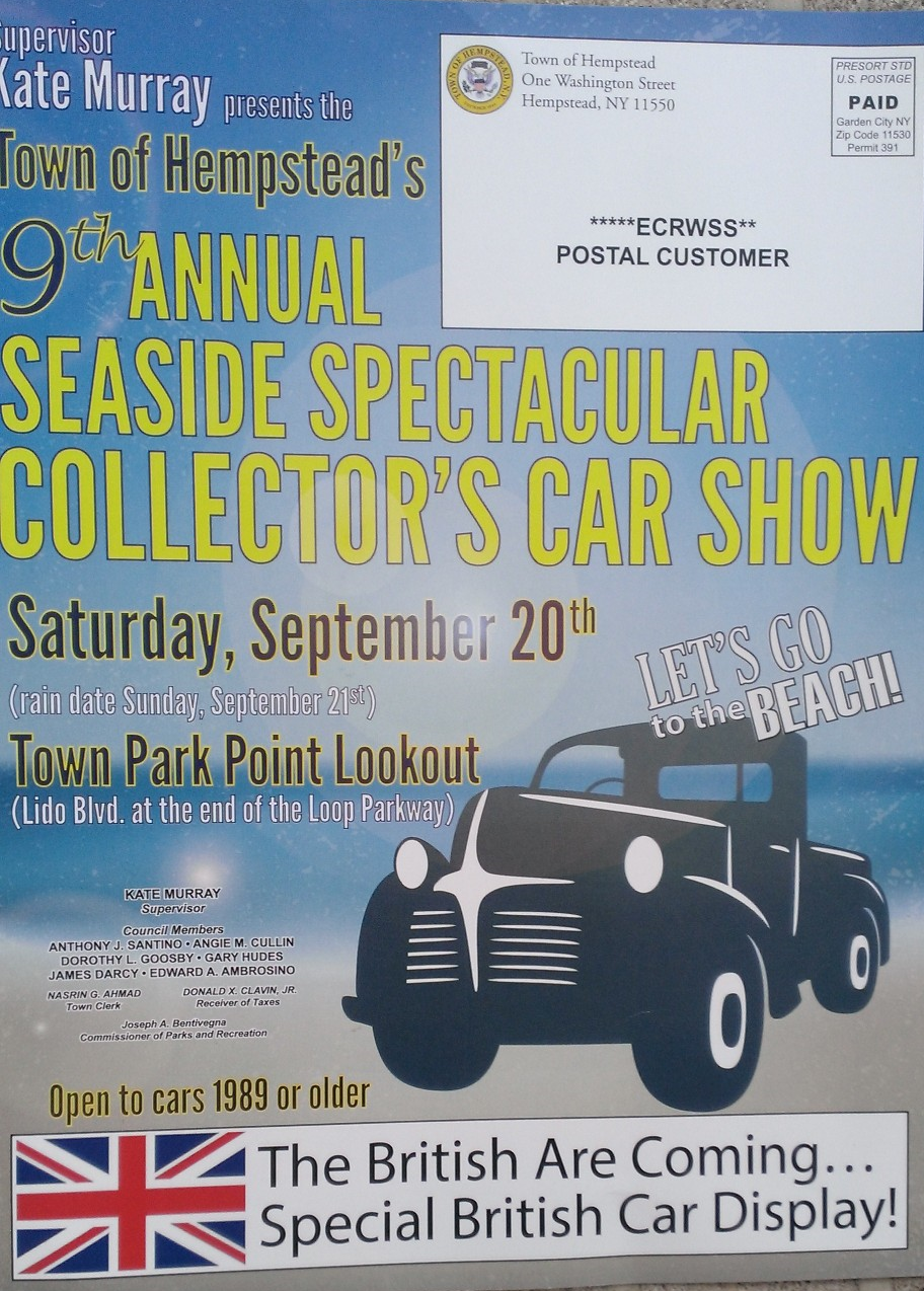 Town of Hempstead 9th Annual Car Show