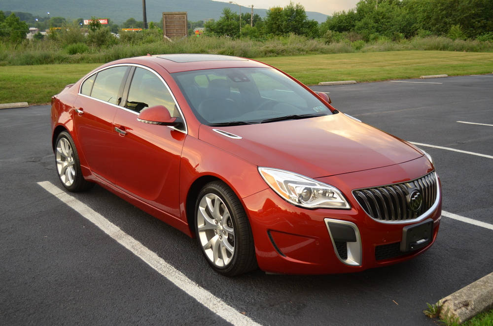 2014 Regal GS
