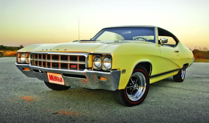 Buick Parts Long Island >> Underrated! - 1969 Buick GS 400 Stage 1 (go to the article) — Long Island Buick Club