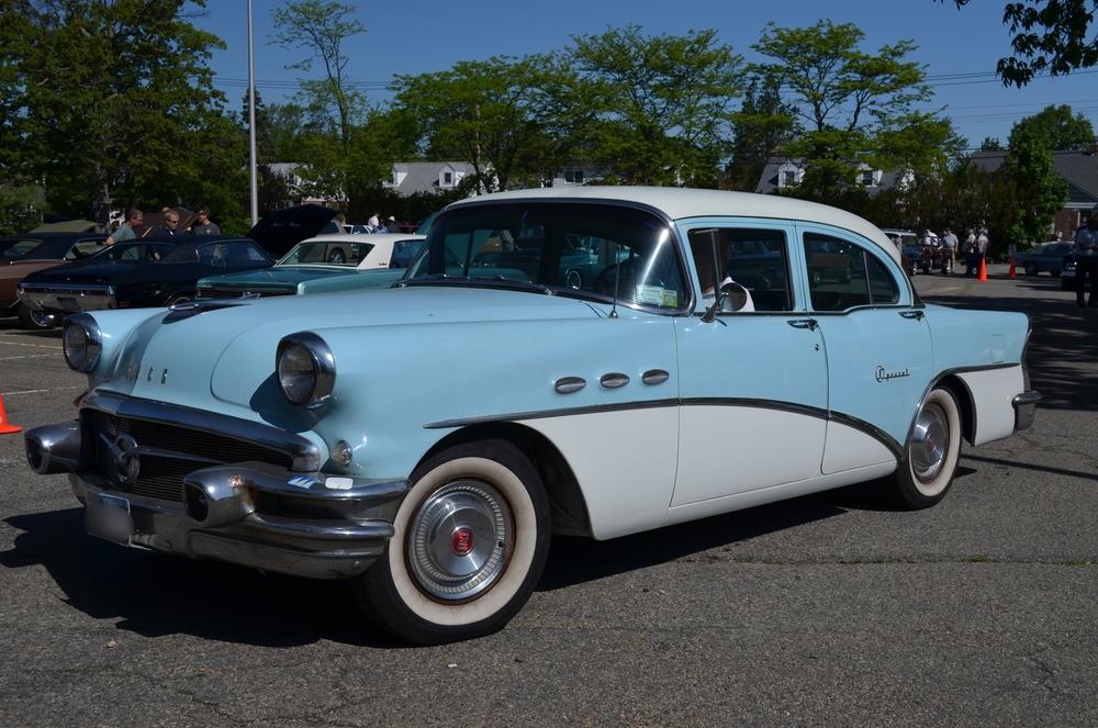 1956 Special Riviera Sedan