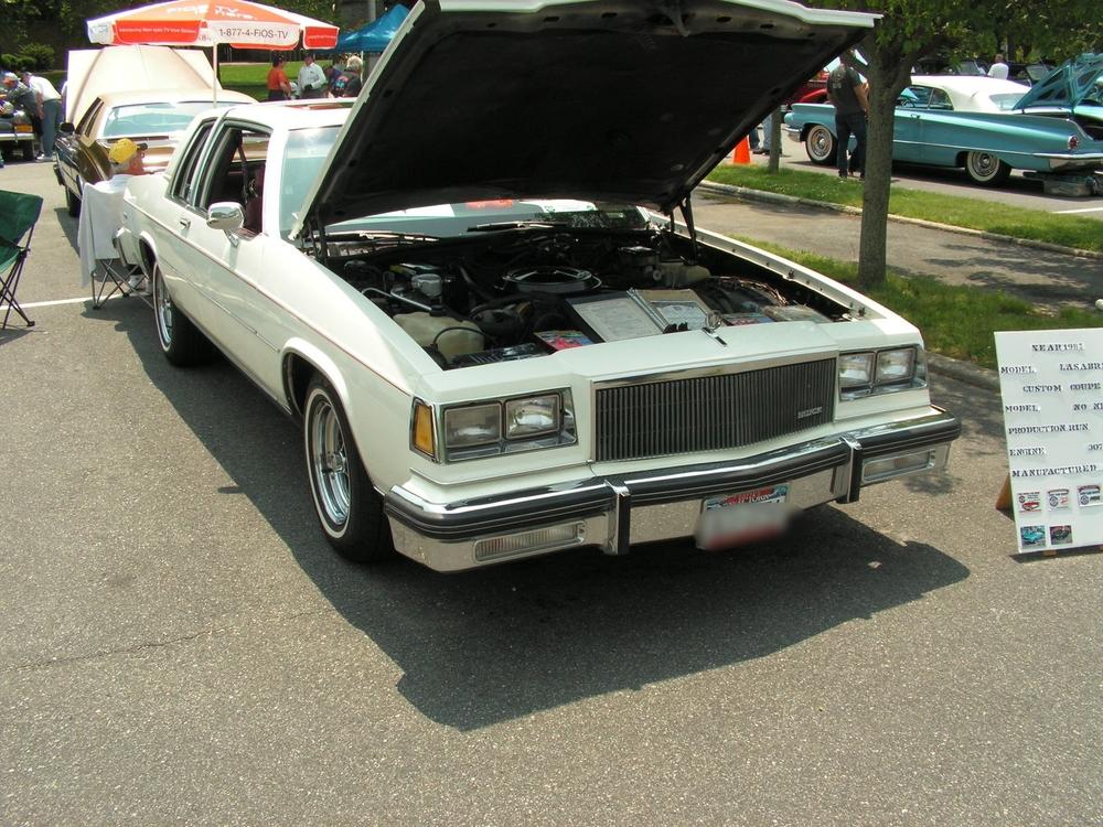 1985 LeSabre Coupe