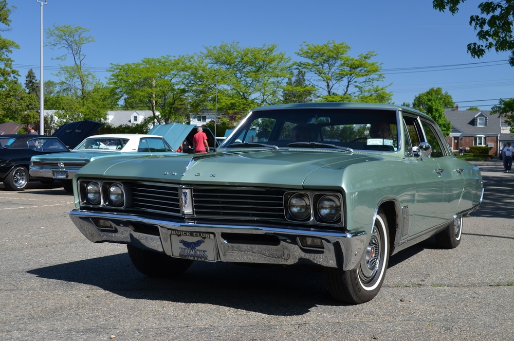 Andy Kollos: 1967 Skylark Sedan