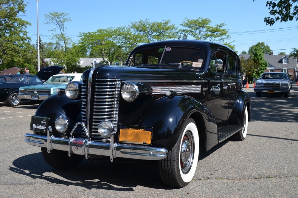 Bil Girimonti: 1938 Special Touring Sedan