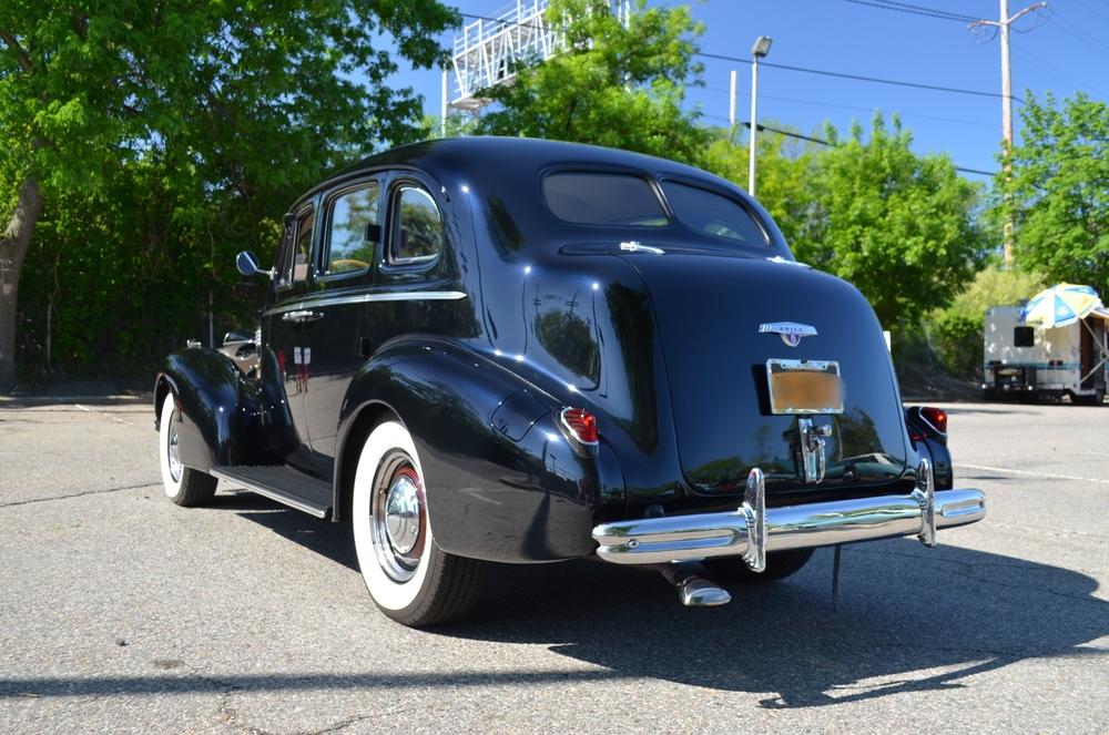 1938 Special Touring Sedan