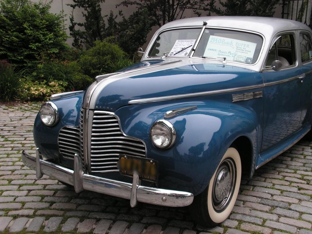 1940 Super Touring Sedan