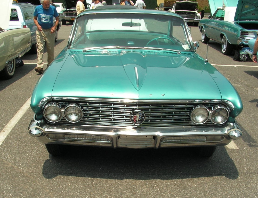 1961 Electra Hardtop Coupe