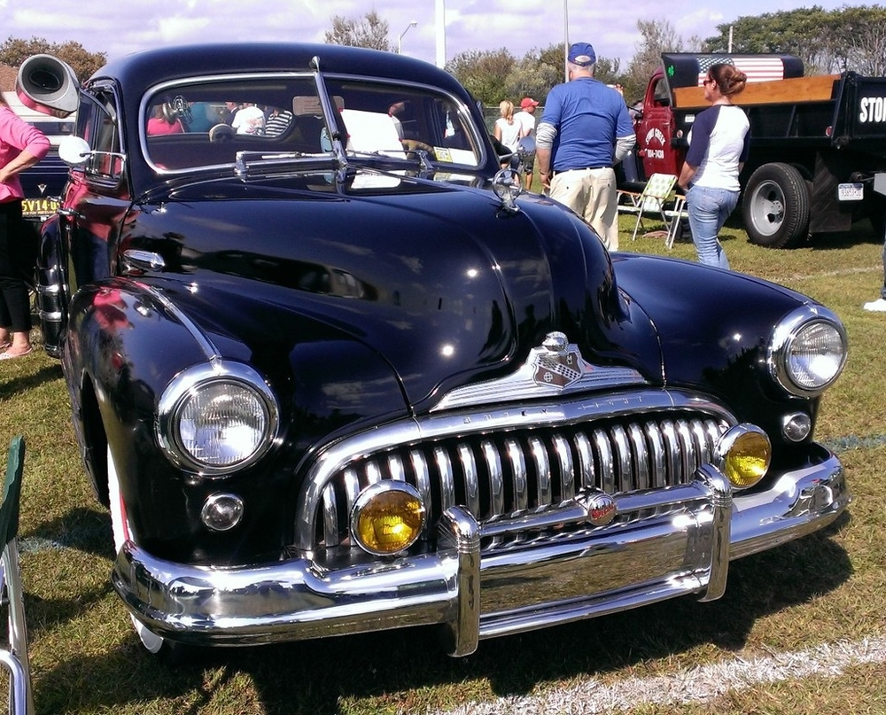 1947 Special Sedan