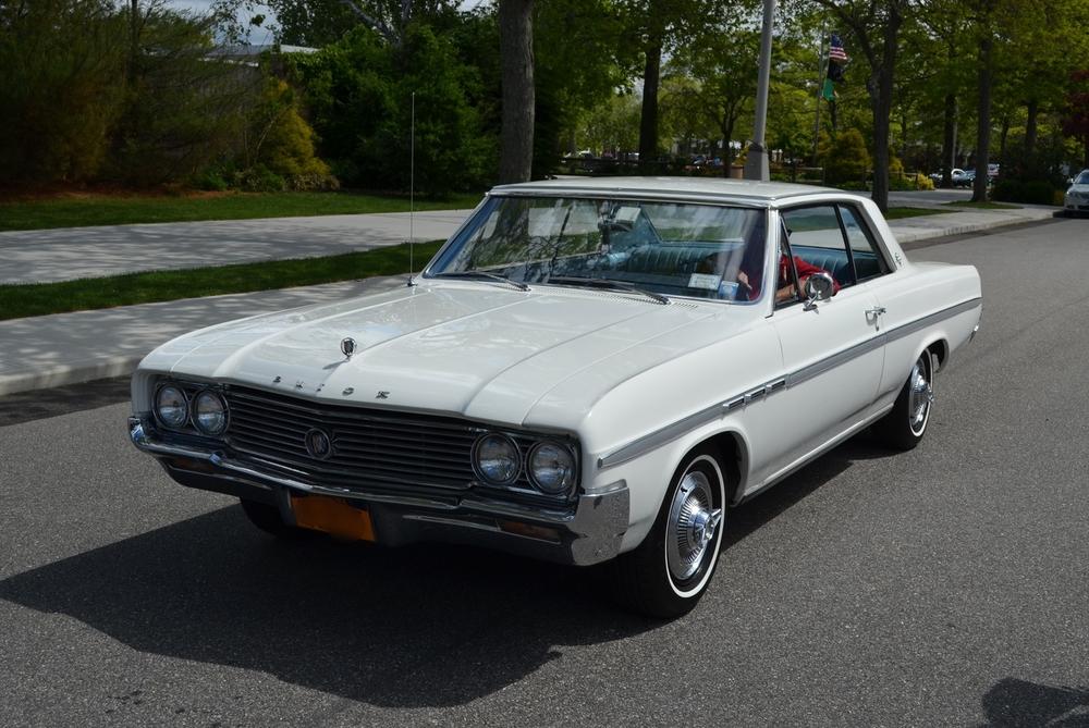 Michael & Sonia Ciliberti: 1964 Skylark Coupe