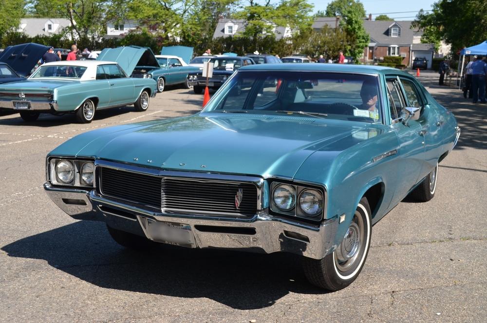 Jeff & Lois Schilling: 1968 Special Deluxe Sedan
