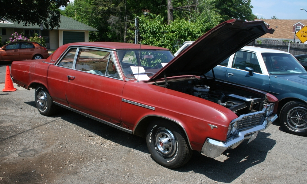 Tony & Karen Gatta: 1965 Skylark 2 Door Coupe