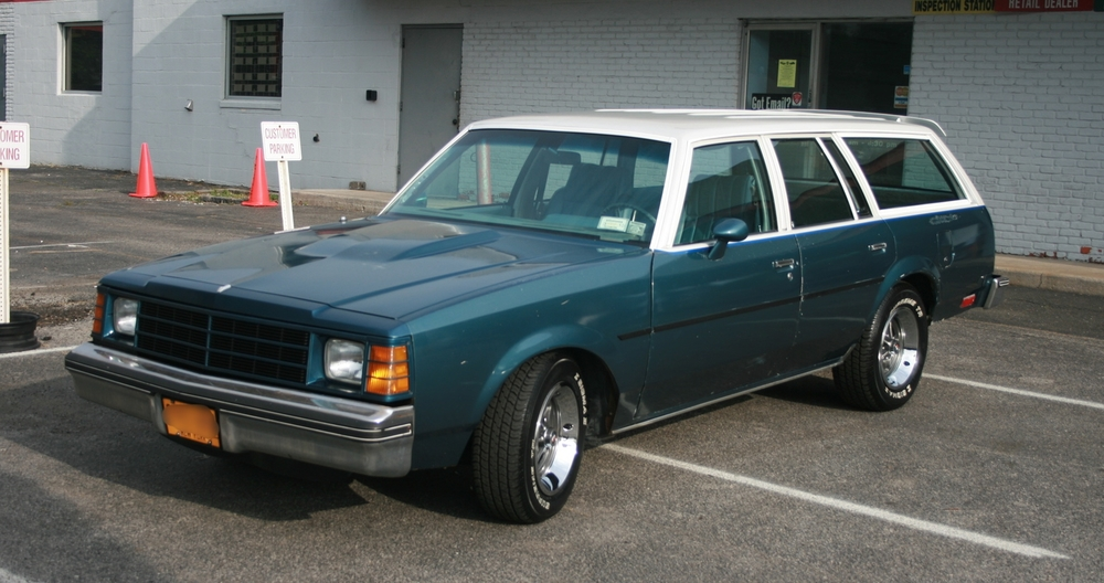 1978 Century Custom Station Wagon
