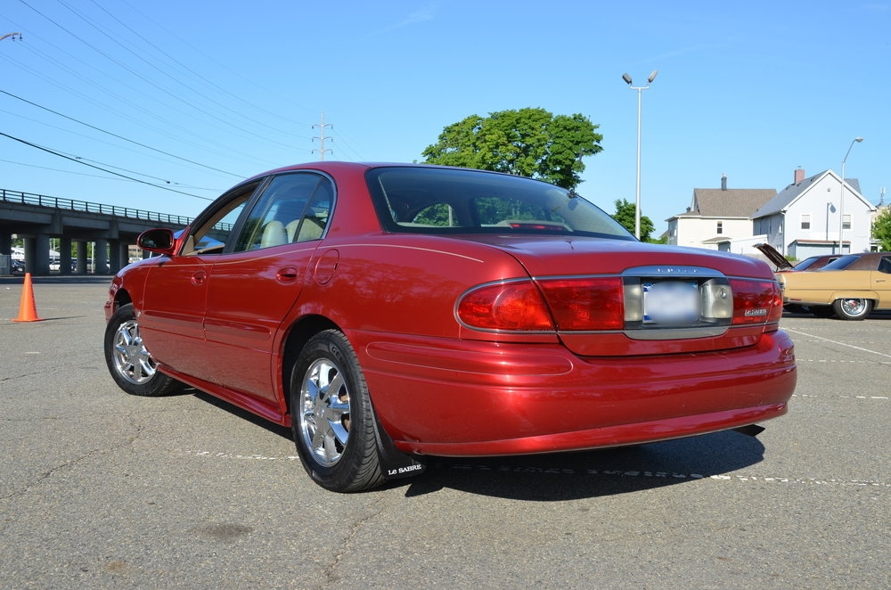 Marty & Grace Jablonski: 2004 LeSabre Celebration Edition