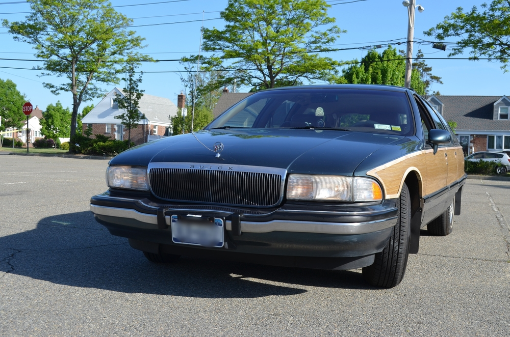 Marc Alssid: 1994 Roadmaster Estate Wagon