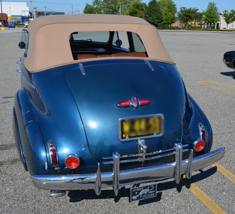 Walt Gosden: 1940 Roadmaster Sports Phaeton
