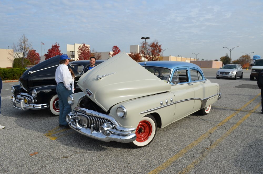 Allan Warren: 1951 Special Deluxe Four-Door Sedan